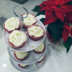 RED VELVET CUPCAKES :: SAMETISED TASSIKOOGID