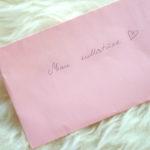 Käsitsi kirjutatud kirjad – üks armas lugu!