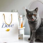 Uued pärlid Dove'ilt ehk väike kehahooldustoodete katsetus!