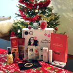 Eriti talvine & pisut jõulune Valeria's Beauty Box #3