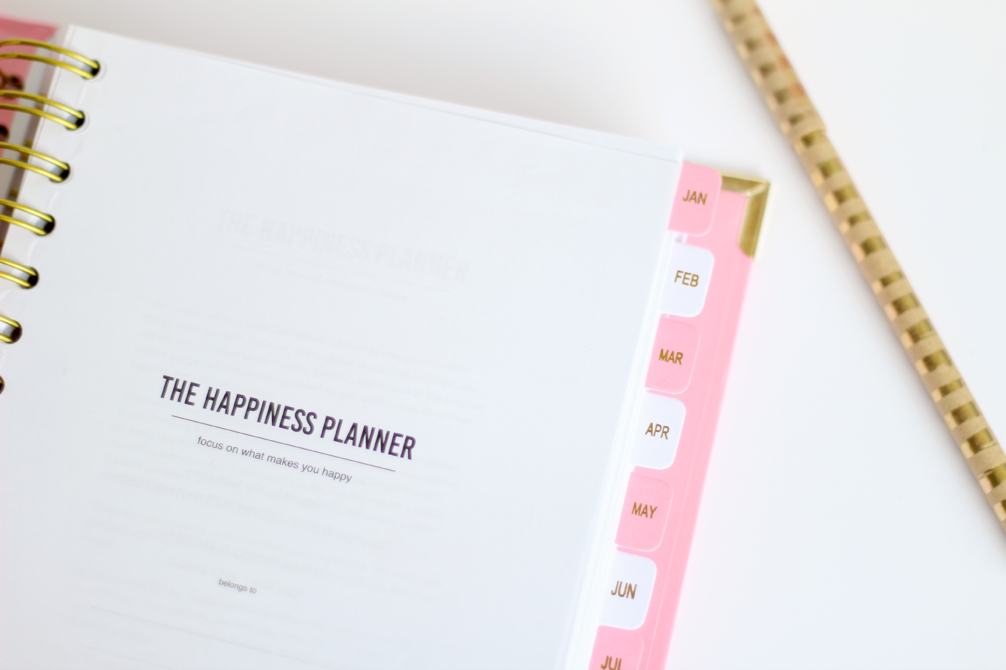Unboxing-The-Happiness-Planner-2016